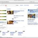 Das Hinweise des Web of Trost sind über Safari jetzt noch einfacher sichtbar.
