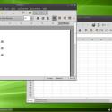Für Texte steht dem Nutzer AbiWord bereit, Gnumeric berechnet Tabellen im Excel-Stil. Eine volle Office-Suite fehlt aber.