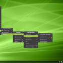 Der Flubox-Desktop lässt sich sehr leicht an die persönlichen Vorlieben anpassen.