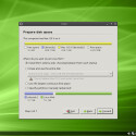 Wer Linux Mint 9 fest installieren möchte, kann das über einen komfortablen Assistenten schnell ausführen.