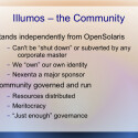 Das neue Projekt soll die Community stärker einbinden, als es Oracle zuletzt (nicht) getan hat. (Bild: Illumos-Präsentation)