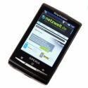 Klein aber oho. Das Sony Ericsson X10 mini vereinbart kompakte Bauform mit voller Smartphone-Funktionalität.