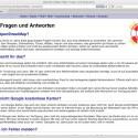 Wer am Projekt mitarbeiten möchte, findet im Wiki umfangreiche Informationen - sogar auch Deutsch.