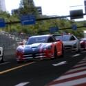 Der Spieler rast in GT5 auch durch europäische Metropolen, etwa Rom oder Madrid. (Bild: Sony)