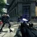 Im New York der Zukunft lauern nicht nur irdische Feinde, sondern auch außerirdische Invasoren. (Bild: Crytek)