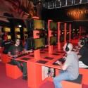 Rund 50 Spielstände hatte Blizzard für die Fortsetzung des Action-Rollenspiels aufgebaut. (Bild: netzwelt)