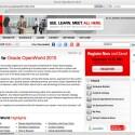 Die Oracle OpenWorld informiert den Besucher über die wichtigstem IT-Trends, nicht nur über Oracle-Produkte.