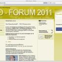 In Zürich findet jährlich der kleine, aber gut besetzte CIO Summit von Euroforum und der Handelszeitung statt.