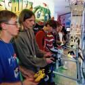 Auch die Unterhaltungssoftware wird in den 90er Jahren auf der IFA immer wichtiger. (Bild: Messe Berlin)