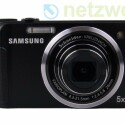Kompaktkamera mit CMOS-Bildsensor und einer Auflösung von zehn Megapixeln.