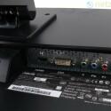 HDMI-, DVI- und Component-Anschlüsse.