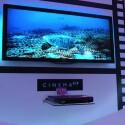 Philips präsentierte den laut Hersteller weltweit ersten 3D-Fernseher im 21:9 Kinoformat. Bild: Netzwelt
