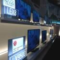 LG klotzte auf der IFA mit dem wahrscheinlich größten 3D Line-Up an Fernsehern. Bild: Netzwelt