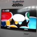 Wettrennen um den dünnsten 3D-tauglichen LCD-Fernseher: der rund 8 mm schlanke LG LEX8 mit Nanotechnologie. Bild: Netzwelt
