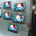 Auch im Blickfeld der IFA-Besucher: Die neuen OLED-Displays der Südkoreaner. Bild: Netzwelt