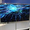 Dafür bittet Samsung aber zur Kasse: Das günstigste Modell mit 40 Zoll-Diagonale kostet immerhin 4.000 Euro. Bild: Netzwelt