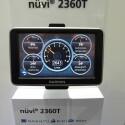 Das nüvi 2360T ist das Top-Modell der von Garmin neu eingeführten 23xx-Serie. Auch dieses Gerät unterstützt die PhotoReal 3D-Kreuzungsansicht.