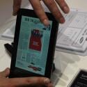 Der Berliner Tagesspiegel auf dem Samsung Galaxy Tab. Bild: Netzwelt