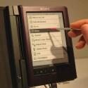 Sony hat seine E-Reader aufgefrischt. Im Bild der Sony Pocket Edition PRS-350. Bild: Netzwelt