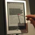 Der größere Bruder: Sony Touch Edition PRS-650.  Bild: Netzwelt