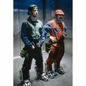 Als Mario und Luigi 1993 im Kino: Bob Hoskins (rechts) und John Leguizamo (links). Der Film floppte jedoch. (Bild: Amazon)