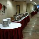Im Gegensatz zu westlichen IT-Events gab es für die meisten Teilnehmer ein kostenloses Mittagessen.