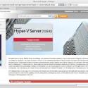 Eine spezielle Ausgabe von Windows Server, die nur Hyper-V enthält, ist vollständig kostenlos.