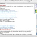 Dort findet man auch eine exakte Liste der unterstützten Windows- und Linux-Varianten.