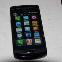 Die Bedienoberfläche des neuen Bada-Handys. (Bild: netzwelt)