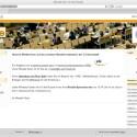 Die TU Darmstadt bietet Studenten viel Material im Netz mit Hilfe von Moodle an.