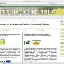 Mit der e-Leaning-Plattform zu erneuerbaren Energien betreibt das ITZ ein weiteres spannendes Moodle.