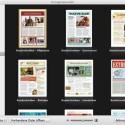 Pages hält viele Vorlagen bereit, um schnell ein Dokument zu erstellen. Bild: Screenshot