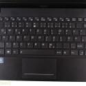 Gut gelungene Tastatur, Trackpad nach wie vor eine Schwachstelle.