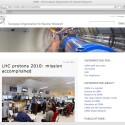 Das HTTP-Protokoll ist wie HTML auch am CERN entstanden.