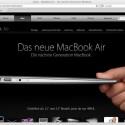 Das neue MacBook Air kommt nur mit einer SSD, leider fehlt Mac OS X aber die nützliche TRIM-Funktion.