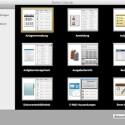 Die Datenbank FileMaker Pro 11 enthält viele nützliche und ansehnliche Muster.
