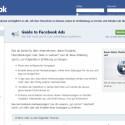Neukunden gibt Facebook eine gute Einführung in das hauseigene System.