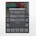 In den App-Einstellungen kann das WLAN-Netz verschlüsselt werden. Als Standard steht aber nur WEP bereit. Bild: netzwelt