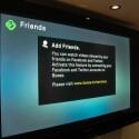 Videos können mit Freunden per Twitter und Facebook geteilt werden. Dazu ist aber eine Anmeldung erforderlich. Bild: netzwelt