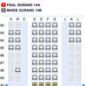 Besonders die Darstellung des Sitzplans ist gut gelungen. (Bild: Apple Inc.)