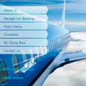 Die App der Tochtergesellschaft KLM bietet die gleichen Funktionen. (Bild: Apple Inc.)