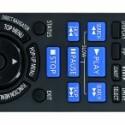 Typische Panasonic-Fernbedienung: kompakt, übersichtlich und durchdacht. (Bild: netzwelt.de)