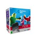 Mit der Bewegungssteuerung Move gibt es die PS3 im Paket für 350 Euro. (Bild: Amazon)