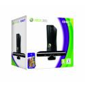 Zusammen mit der Bewegungssteuerung Kinect gibt es die Xbox 360 S für 300 Euro. (Bild: Amazon)
