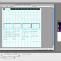 Das Hauptfenster ist gegliedert, wie man es von Adobe gewohnt ist. Fireworks bringt zahlreiche Vorlagen mit. (Bild: Netzwelt)
