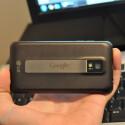 Auf der Rückseite befindet sich die integrierte 8 Megapixel Digitalkamera. (Bild: Engadget.com)