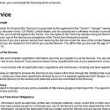 In den Lizenzbedingungen behält sich Google das Recht vor, jede App für eigene Zwecke zu verwenden. (Bild: Netzwelt)