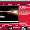 Online-Angebot von 3 Sat. Auswahl der Sendungen direkt aus dem Player möglich.