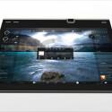 Arbeitet unter Android und verfügt über 16 oder 32 Gigabyte Festplattenspeicher.