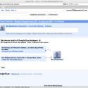 Anmeldung bei Google Buzz wenn ein Google Mail Account vorhanden ist.